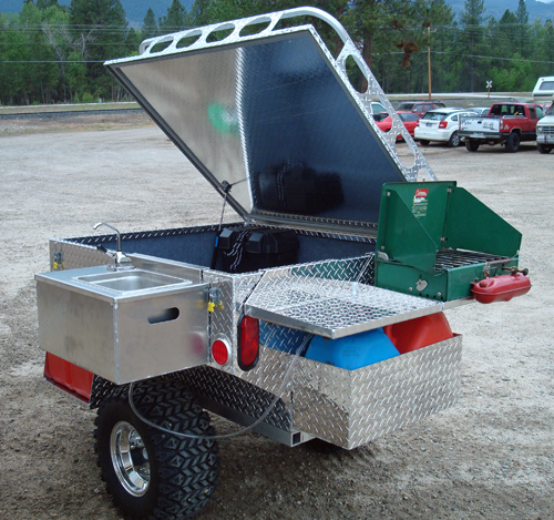Fabcraft ATV Trailer